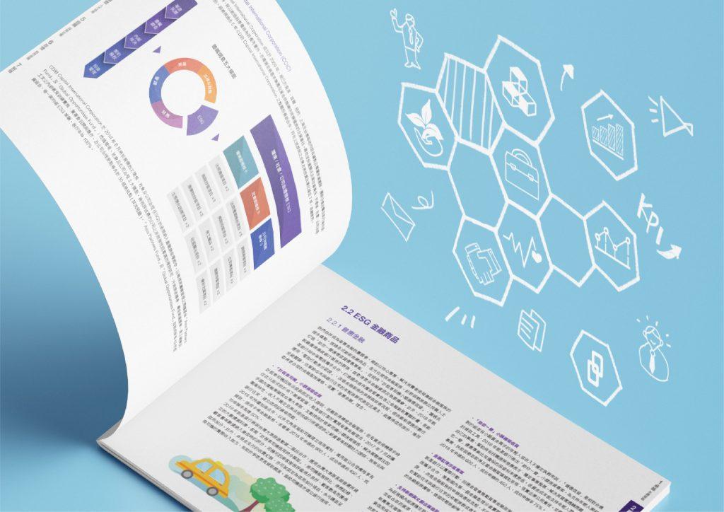 CSR設計_中華開發金控_企業社會責任報告書_手心設計_06