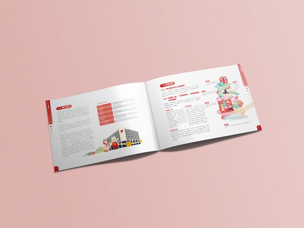 CSR設計_台中銀行企業社會責任報告書_手心設計_4