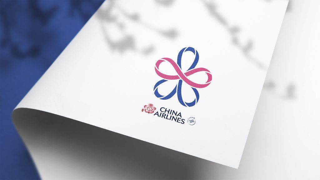 中華航空_China-Airlines_永續標章_Logo設計_手心設計_6